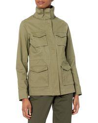 Amazon Essentials Veste Utilitaire Fashion-Transitional-Jackets - Vert