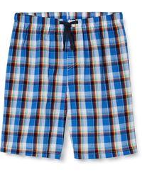 Esprit Bodywear Alcot Nw Bermuda Pyjama Bottom - Blue