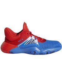 adidas Bleu - Rouge