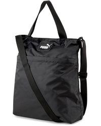 PUMA Core Pop Shopper Bag - Black