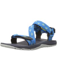Columbia Big Water Multisport Outdoor Schuhe - Blau