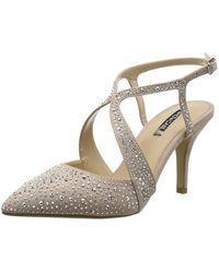 Dorothy Perkins Diamonte Shoes Pumps - Natur