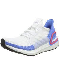 adidas Chaussure Ultraboost 19 - Blanc