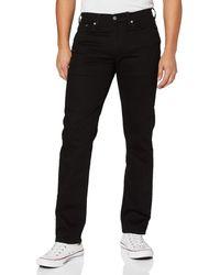Levi's 514 Jeans straight - Nero