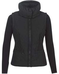 Desigual Nivi Coats Women Black - Uk 12 (eu 40) - Duffel Coats Outerwear