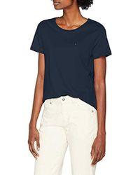 Tommy Hilfiger - Soft Jersey T-shirt - Lyst