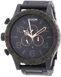 Nixon - A0831530-00 Watch - Lyst