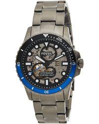 Fossil Uhr FB-01 Automatic - Mehrfarbig