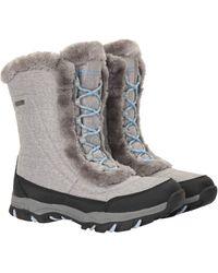 Mountain Warehouse Waterproof Ladies Winter - Grey