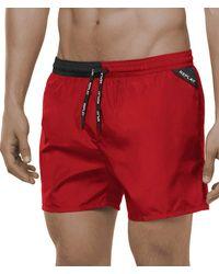 Replay Lm1064.000.83218 Swim Trunks - Red