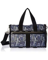 2f8746ac44aa LeSportsac Essential City Hobo in Blue - Lyst