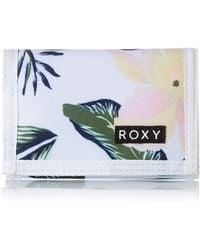Roxy Small Beach Porte-Monnaie pour - Bleu
