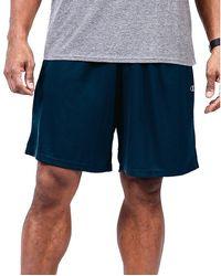 Champion - Big-tall Jersey Shorts - Lyst