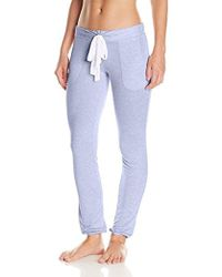 Betsey Johnson - French Terry Pant - Lyst
