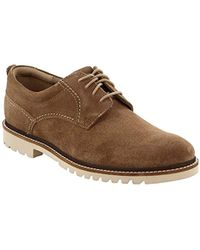 Rockport - Marshall Plain Toe Oxford - Lyst