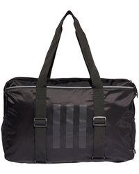 adidas T4H Carry Bag Rucksäcke Black/Black/Black Normal Size - Schwarz