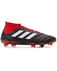 adidas Predator 18.1 FG Chaussures de Football - Blanc