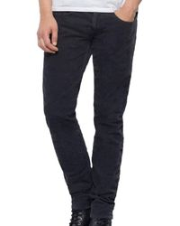 Replay Anbass Corduroy Jeans Black 32/34