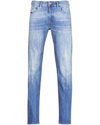 DIESEL Thommer L.32 Trousers Jeans Slim - Blu