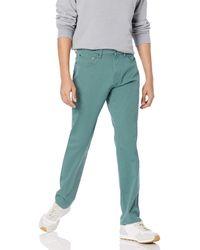 Amazon Essentials Athletic-Fit Stretch Jean Vaqueros - Azul