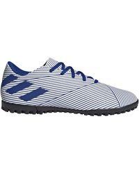 adidas Nemeziz 19.4 TF - Bleu