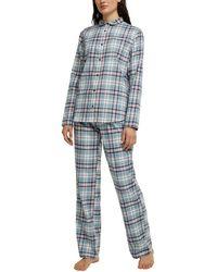 Esprit JUTTAH CAS Nw OCS Pyjama Set di Pigiama - Multicolore