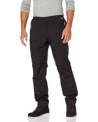 """Regatta Dayhike S Trousers Iii-44"""" Long - Black"""