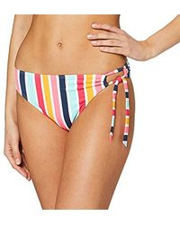 Esprit Treasure Beach C.Brief Braguita de Bikini para Mujer - Multicolor