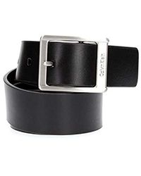 Calvin Klein Cintura Uomo - Nero