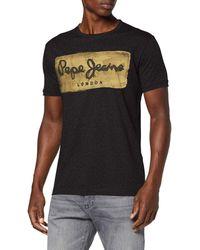 Pepe Jeans Charing T-Shirt, - Blu