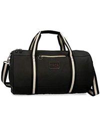 Pepe Jeans Strike Travel Bag - Black