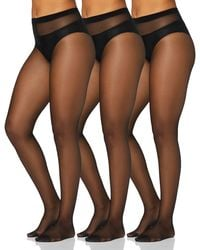Iris & Lilly By Wolford 14863 Tights - Black