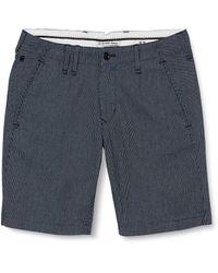 G-Star RAW Vetar Slim Pantalones cortos - Azul