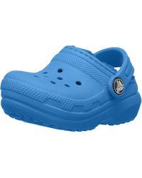 Crocs™ - Classic Lined Clog Kids - Lyst