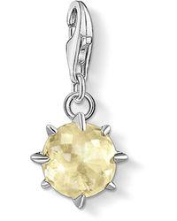 Thomas Sabo Donna argento Bead Charm 1783-774-4 - Metallizzato