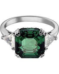 Swarovski Attract Ring 5515708 - Vert
