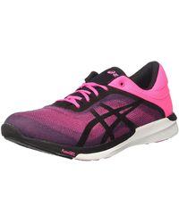 Asics Fuzex Rush Gymnastics Shoes - Pink