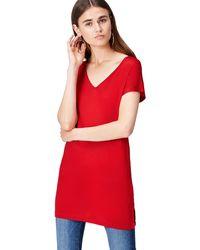 FIND ZC-490 magliette donna - Rosso