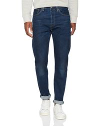 Levi's 501 Jeans Tapered - Blu