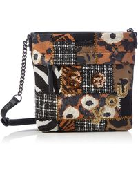 Desigual - Accessories Fabric Across Body Bag - Lyst