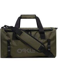 Oakley Borsone da viaggio New Dark Brush - Nero