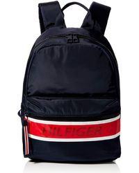 Tommy Hilfiger Tommy Backpack 's Purse - Blue