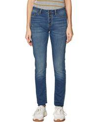 Esprit 029ee1b048 Slim Jeans - Blue