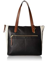 Fossil - Fiona Tote Bag - Lyst