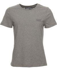 Superdry - Ol Crew Tee T-shirt - Lyst