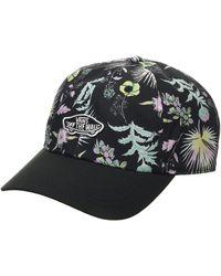 Vans - Court Side Printed Hat Capuchon - Lyst