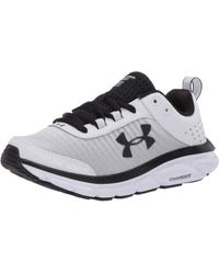 Under Armour Charged Assert 8 Running Shoe - White