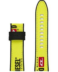 DIESEL Full Guard 2,5-24 mm gelbes Nylonband für DZT0013