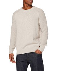Pepe Jeans Teo Jumper - Natural