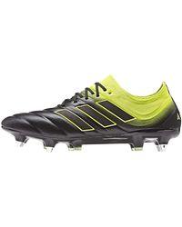 adidas Copa 19.1 SG, Chaussures de Football - Noir